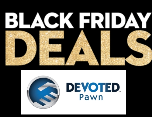 Pawnshop Consulting Black Friday Promotion