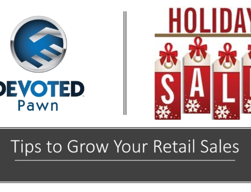Pawnshop Holiday Retail Sales Tips